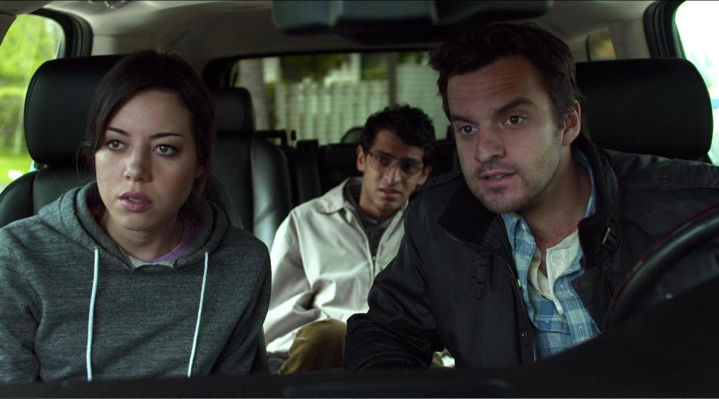 safety not guaranteed, karan soni